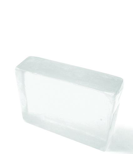 Transparent Bar Dry Skin